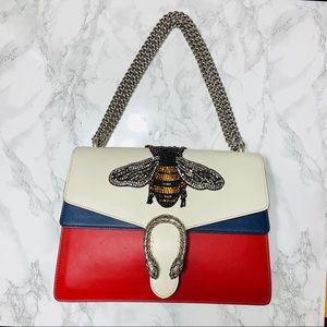Gucci Bee Embellished Dionysus